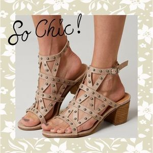NOT RATED Studded Sandals
